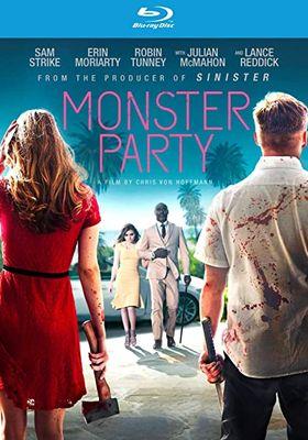『Monster Party(原題)』のポスター