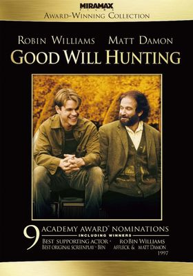 Good Will Hunting's Poster