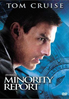 Minority Report's Poster