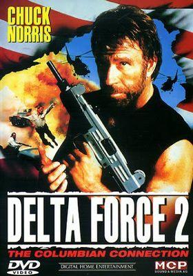 『デルタフォース2』のポスター