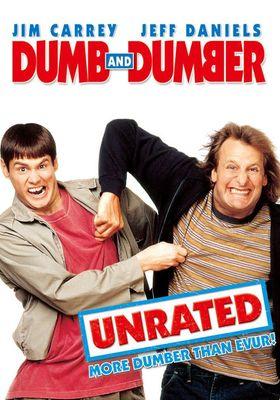 『ジム・キャリーはMr.ダマー』のポスター