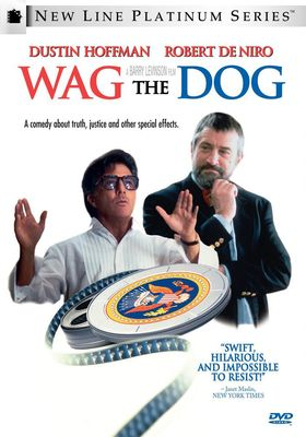 『ウワサの真相 ワグ・ザ・ドッグ』のポスター