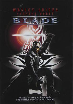『ブレイド』のポスター