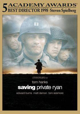 『プライベート・ライアン』のポスター