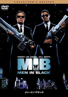 Men in Black's Poster