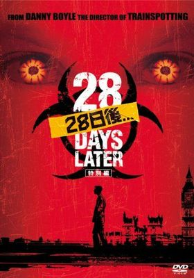28 Days Later's Poster