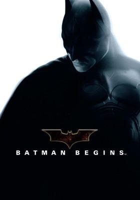 『バットマン ビギンズ』のポスター