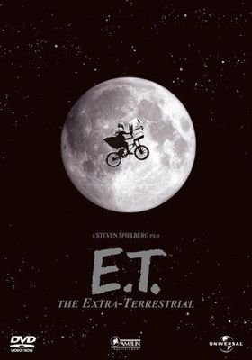 E.T. the Extra-Terrestrial's Poster