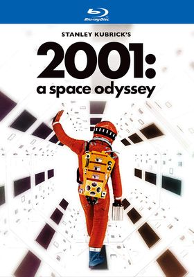 2001: A Space Odyssey's Poster
