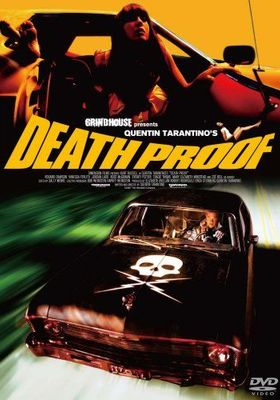 Death Proof's Poster