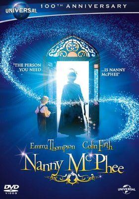『ナニー・マクフィーの魔法のステッキ』のポスター