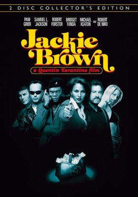 『ジャッキー・ブラウン』のポスター