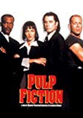 『パルプ・フィクション』のポスター