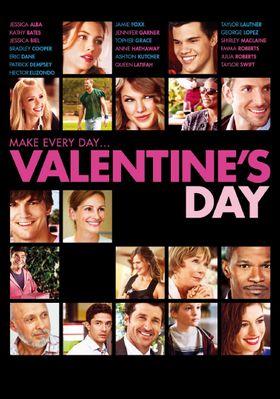 『バレンタインデー』のポスター