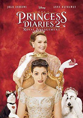 The Princess Diaries 2: Royal Engagement's Poster