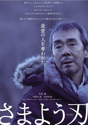 『さまよう刃』のポスター