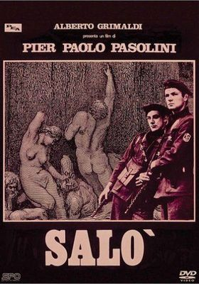 Salò, or the 120 Days of Sodom's Poster