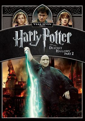 Harry Potter and the Deathly Hallows Part II's Poster