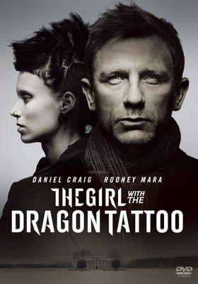『ドラゴン・タトゥーの女(2011)』のポスター