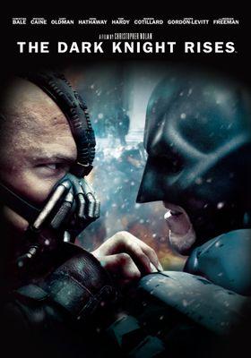 The Dark Knight Rises's Poster