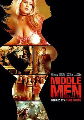 『ミドルメン/アダルト業界でネットを変えた男たち』のポスター