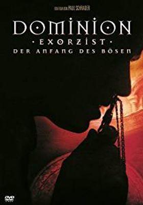 『Dominion: Prequel to the Exorcist』のポスター