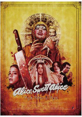 Alice Sweet Alice's Poster
