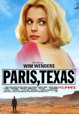 Paris, Texas's Poster