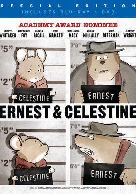 Ernest & Celestine's Poster