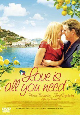 『愛さえあれば』のポスター