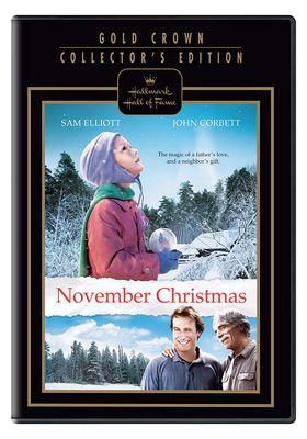 『November Christmas』のポスター