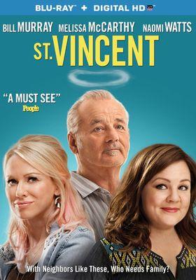 『ヴィンセントが教えてくれたこと』のポスター