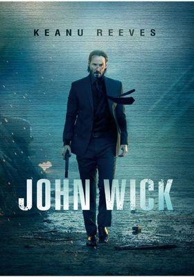 존 윅의 포스터