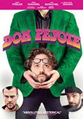 『Don Peyote』のポスター