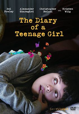 The Diary of a Teenage Girl's Poster