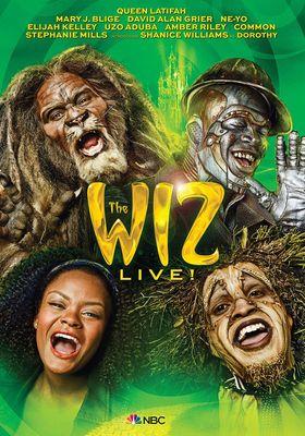 『The Wiz Live!』のポスター