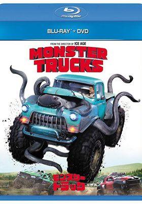 『モンスタートラック』のポスター