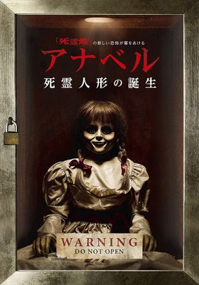 Annabelle: Creation's Poster