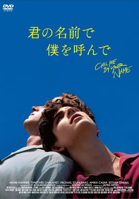 Call Me by Your Name's Poster