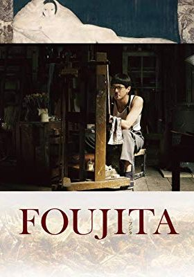 『FOUJITA』のポスター