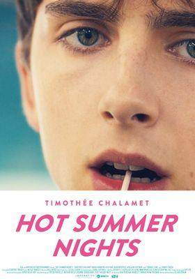 『HOT SUMMER NIGHTS/ホット・サマー・ナイツ』のポスター