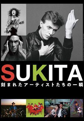 『SUKITA 刻まれたアーティストたちの一瞬』のポスター