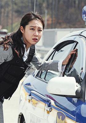 『スピード・スクワッド ひき逃げ専門捜査班』のポスター