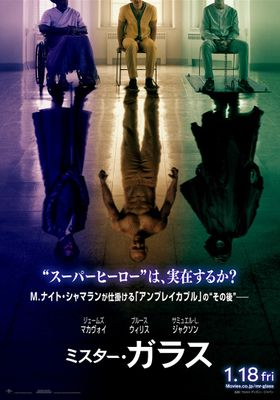 Glass's Poster