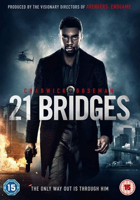 『21 Bridges(原題)』のポスター
