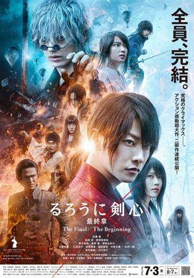Rurouni Kenshin: The Final's Poster