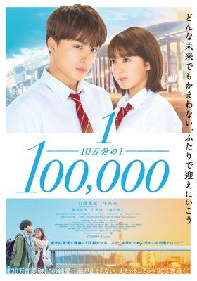『10万分の1』のポスター