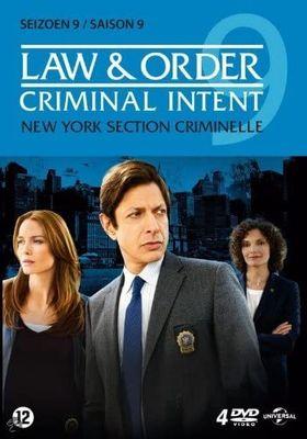 『LAW & ORDER:犯罪心理捜査班 シーズン9』のポスター