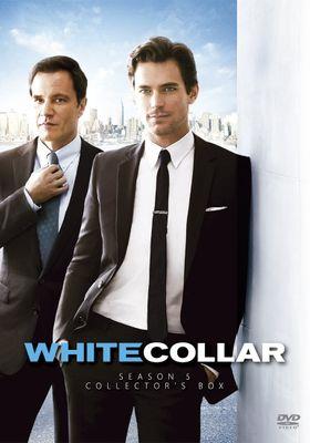 White Collar Season 5's Poster