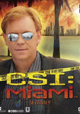 『CSI:マイアミ シーズン9』のポスター